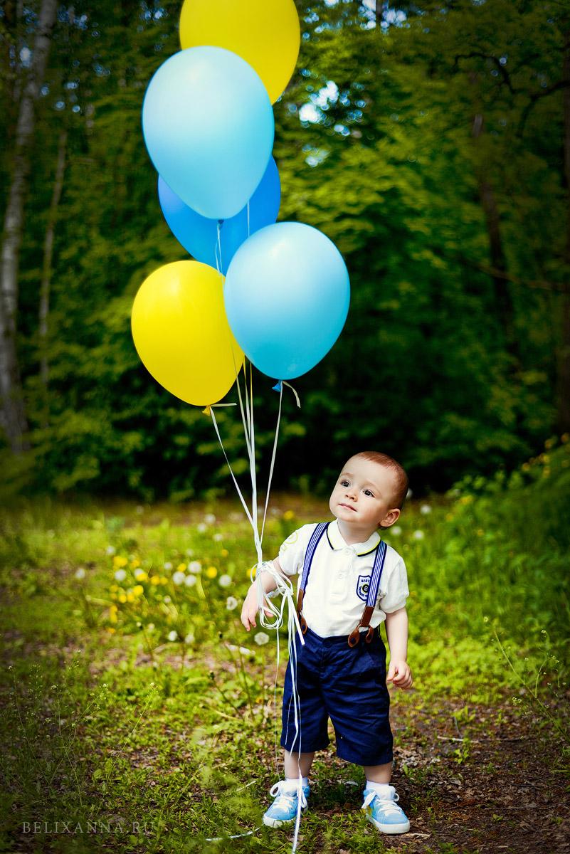 Фотосессия с шарами - идеи для проведения фотосессии с 44