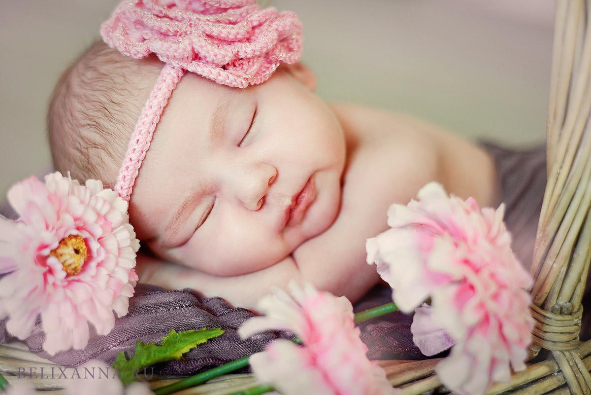 Фотосессия новорожденных своими руками фото 211